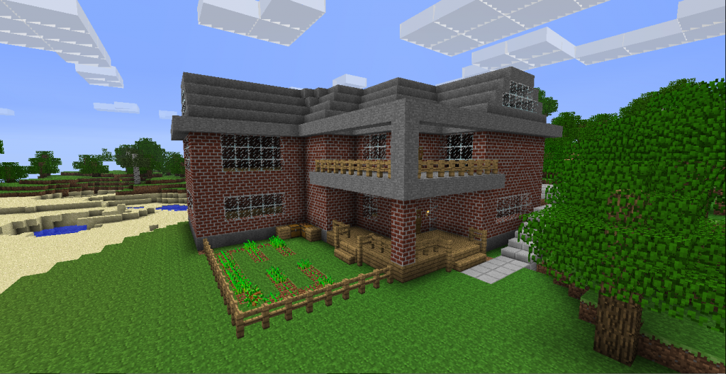 minecraft-city-house-delicious